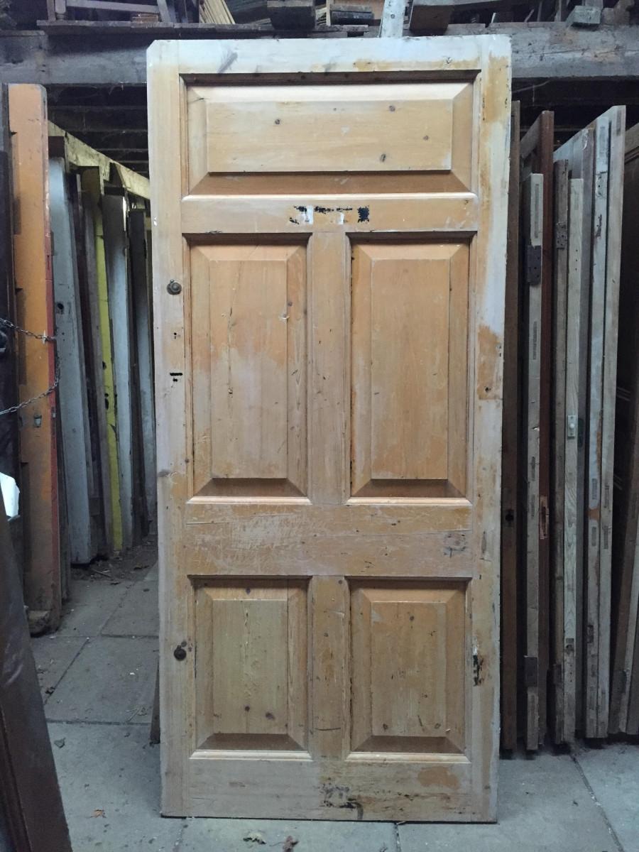 5 Panel Pine Door