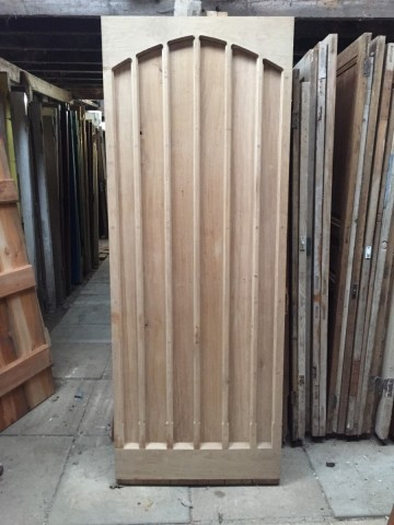 Door Made From Reclaimed Timber And Reclaimed Doors