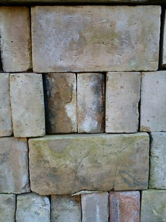 Reclaimed bricks and building materials