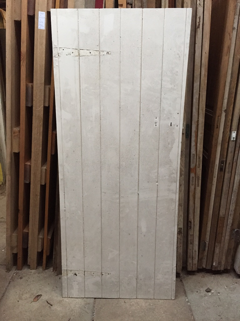 white wood door. White Wood Door T