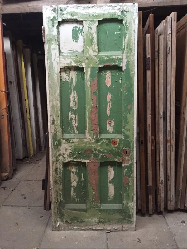 Admirable 6 Panel Victorian Pine Door Womack Building Supplies Door Handles Collection Dhjemzonderlifede