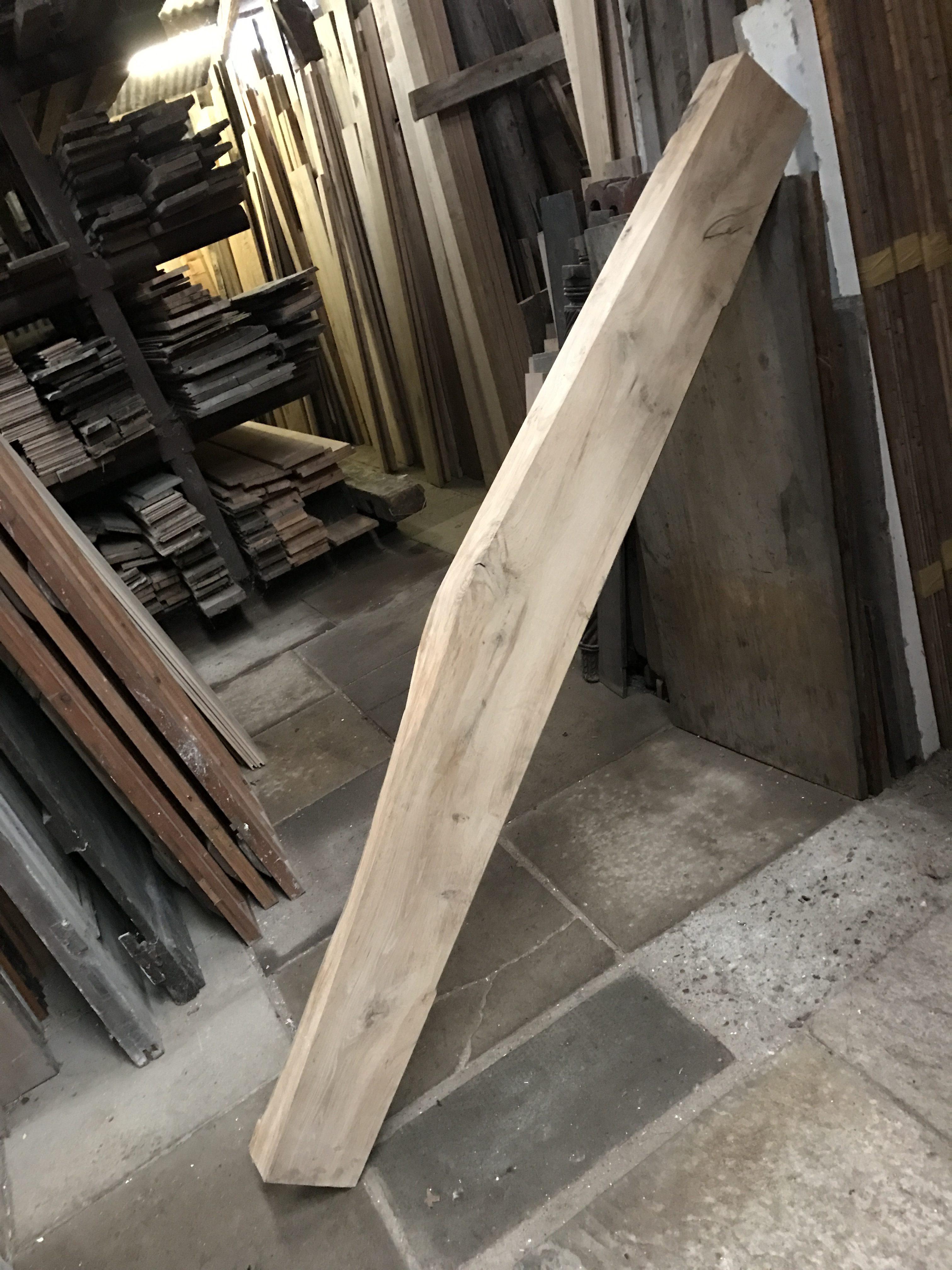 Handmade oak beam